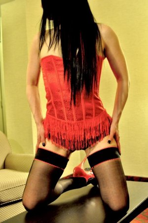 Anna-lou live escort in Savannah, massage parlor